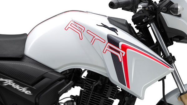 TVS Apache RTR 180 Race Edition Launched In India At Rs 83,233: Specifications, Features And Images