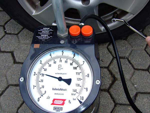 Maruti Suzuki Offering Tyre Pressure Monitoring System As Accessory