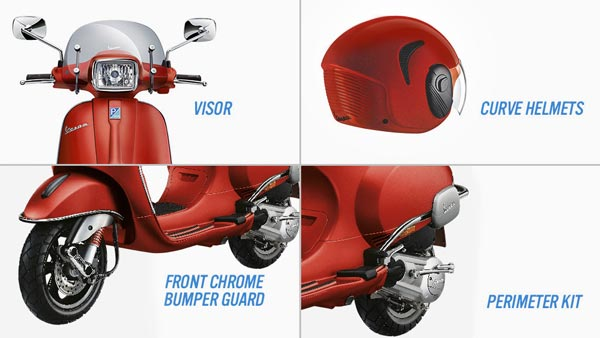 Vespa SXL 150 And 125 Now Available In New Colours - DriveSpark News
