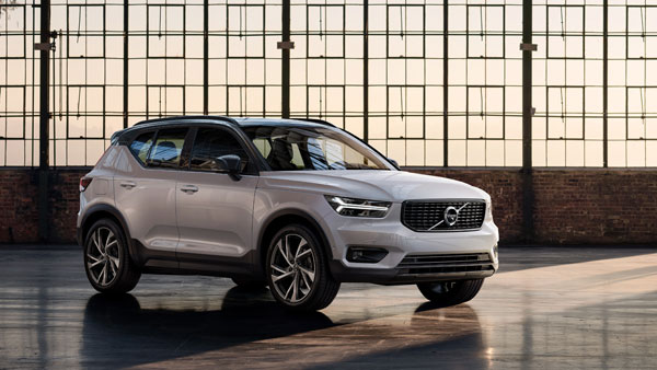 Volvo XC40 India Launch Details Revealed — Scheduled For Launch In May