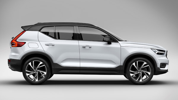 2018 Volvo XC40 India Bookings Started For Rs 5 Lakh; Launch In July