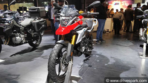 BMW G 310 GS Spotted In India — Launch Imminent?