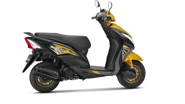 2018 Honda Dio Launched In India At Rs 50,296: Specifications, Features And Images