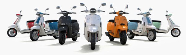 Lambretta Electric Scooter In The Works - To Be Unveiled This Year