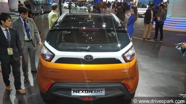 Tata Nexon AMT On Lower Variants Soon; To Become More Affordable On XZA & XMA Trims