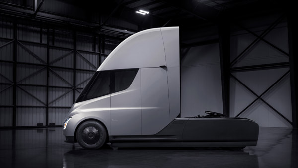 More Tesla Semi Truck News Prior To Launch: The EV Truck Has A Range Of Almost 1000 Kilometres