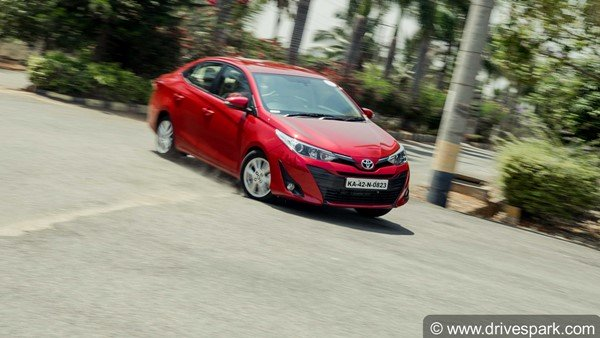 Toyota Yaris Launched In India At Rs 8.75 Lakh: Specifications, Features, Images And Details