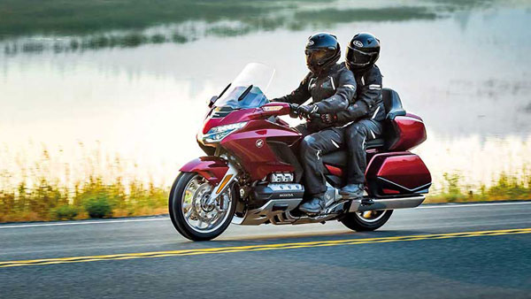 2018 Honda Goldwing India Deliveries Begin; First Motorcycle Delivered To Jaipur Customer