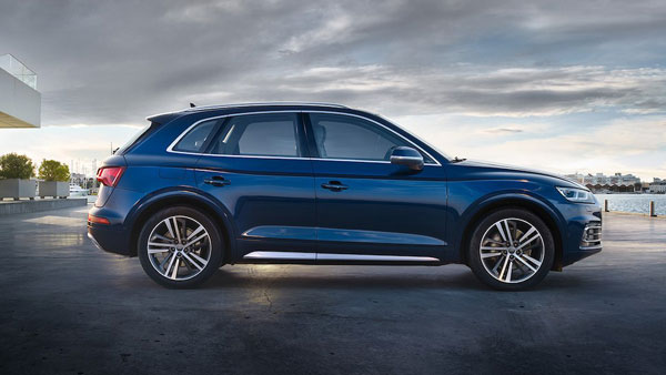 Audi Q5 Petrol Launched In India At Rs 55.27 Lakh: Specifications, Features And Images