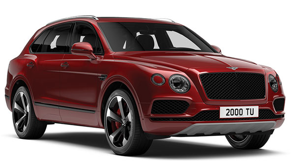 Bentley Bentayga V8 Launched In India; Priced At Rs 3.78 Crore