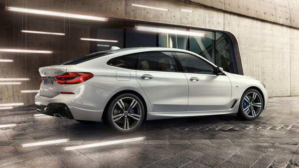 BMW 6-Series GT Luxury Line Petrol Launched In India; Priced At Rs 61.80 Lakh