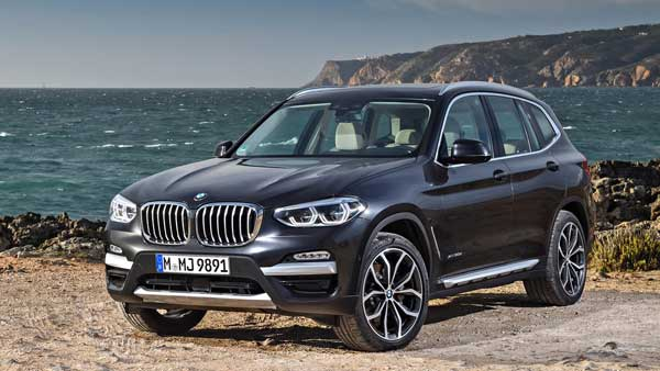 2018 BMW X3 Petrol Variant Launched In India; Priced At Rs 56.90 Lakh