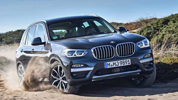 2018 BMW X3 Petrol Variant Launched In India — Priced At Rs 56.90 Lakh