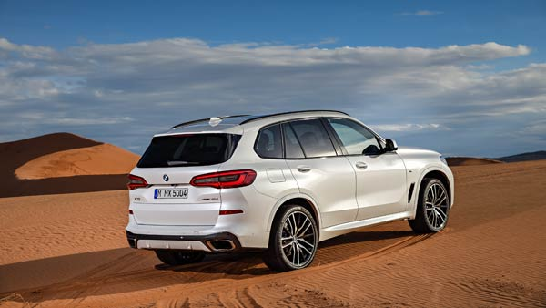 New BMW X5 2019 Unveiled: Specs, Features, Changes, Launch Details & More