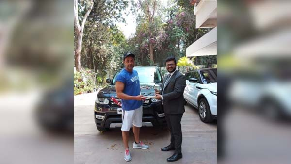 Actor Bobby Deol Buys Range Rover Sport In India