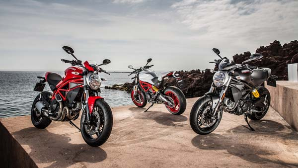 Ducati Monster 797+ Launched In India — Priced At Rs 8.03 Lakh