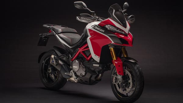Ducati Multistrada 1260 And 1260 S To Be Launched In India On June 19
