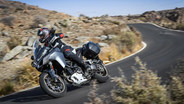 Ducati Multistrada 1260 Launched In India; Prices Start At Rs 15.99 Lakh