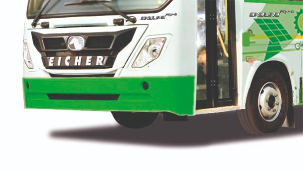 Volvo Eicher Joint Venture To Supply 40 Electric Buses To Mumbai; Government To Provide Subsidy