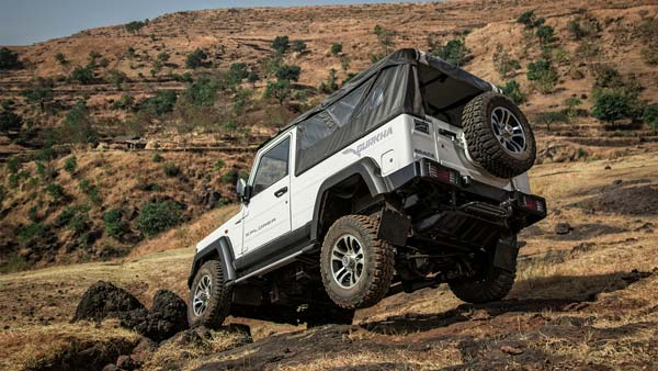 Force Gurkha Xtreme To Be Launched In India - Technical Details Revealed