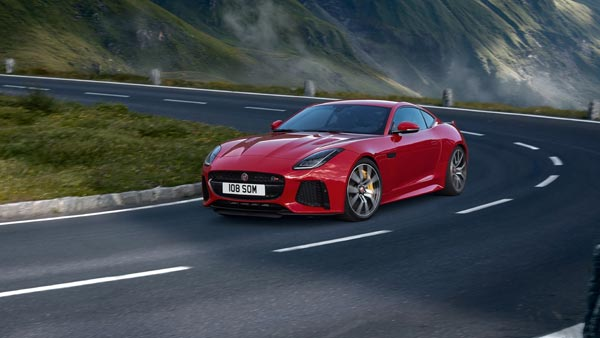 Jaguar F-Type SVR Bookings Started: The Flagship Jaguar Is Priced At Rs 2.65 Crore