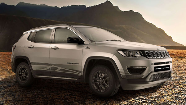 Jeep Compass Bedrock Edition Launched In India — Priced At Rs 17.53 Lakh