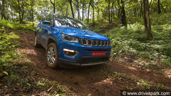 Jeep Compass Bedrock Edition Launched In India; Priced At Rs 17.53 Lakh