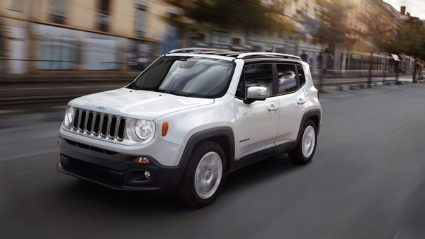 Jeep Renegade Facelift 2019 Teased Ahead Of Unveil At Torino Motor Show