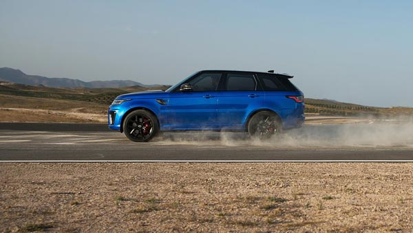 Range Rover SVAutobiography & Sport SVR Bookings Open — The Most Performance-Focussed Of The Lot
