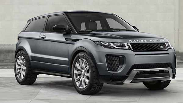 Range Rover Evoque 3-Door Discontinued — Low Sales Figures Is The Primary Reason