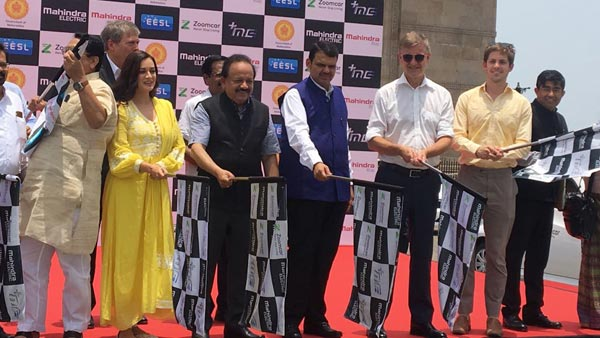Mahindra & Zoomcar Collaborate For Self-Drive Electric Vehicles In Mumbai