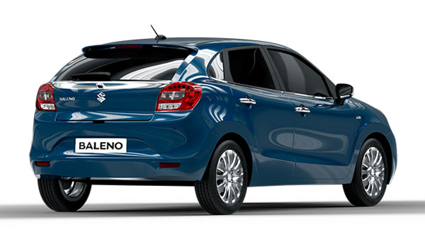 Four Lakh Maruti Baleno's Sold In Less Than Three Years
