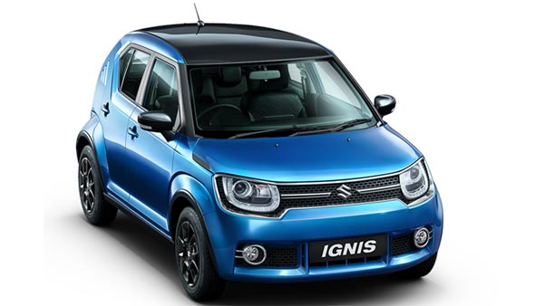 Maruti Ignis Diesel Version Discontinued In India