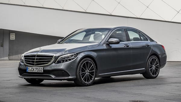 New Mercedes-Benz C-Class Facelift India Launch On October 2018