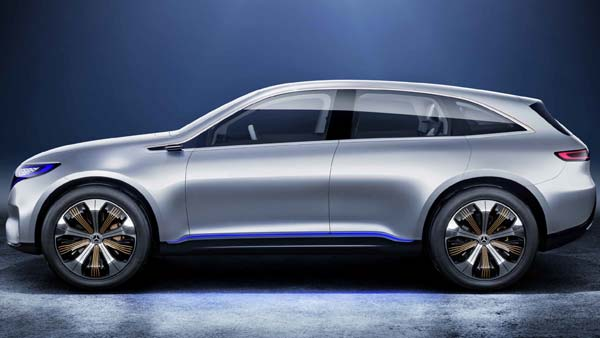 Mercedes-Benz Electric Cars To Be Manufactured In India