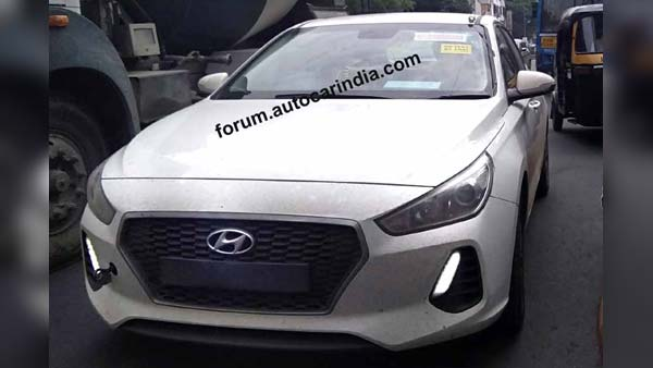 Hyundai i30 Spotted Testing In Pune - Specifications