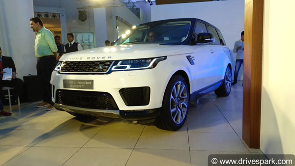 2018 Range Rover & Range Rover Sport Launched In India; Prices Start From Rs 99.99 Lakh