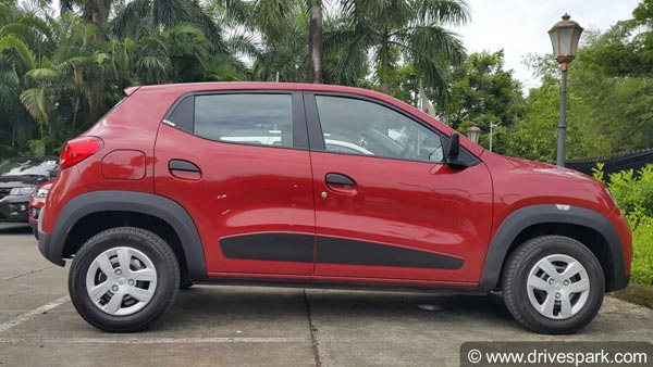 New Renault MPV Based On Kwid Spotted Testing; To Be Launched in 2019
