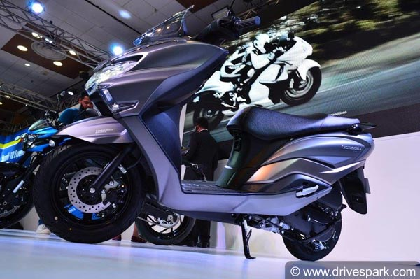 Suzuki Burgman 125 Bookings Open; Launch Details Revealed