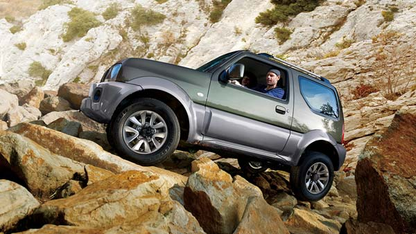 The Suzuki Jimny: Top Things To Know About The Most-Awaited Compact-4x4 In India