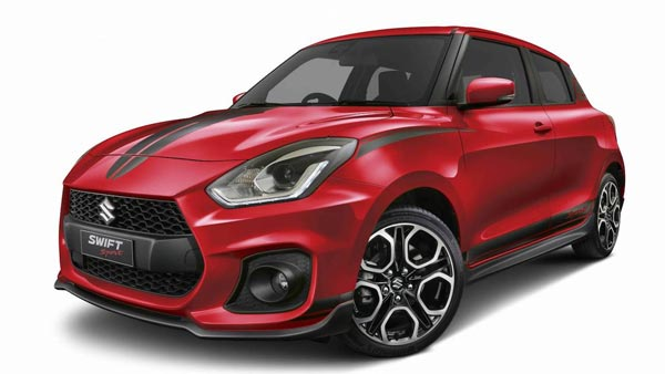 Suzuki Swift Sport Red Devil Edition Unveiled — Limited To Just 100 Units