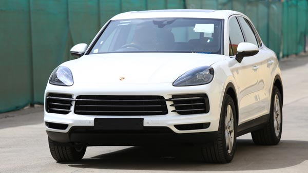 New-Generation Porsche Cayenne Arrives In India; Launch Expected This Year