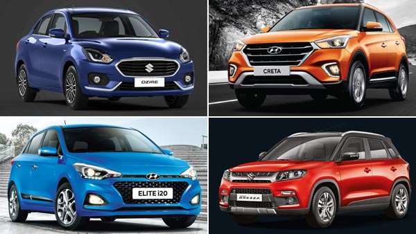 Top-Selling Cars In India May 2018: Maruti Suzuki Dzire Tops The List