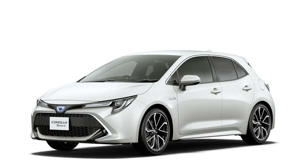 Toyota Corolla Sport Unveiled: Will Be Initially Targeted For The Japanese Market Only
