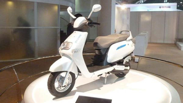 TVS iQube Hybrid Electric Scooter India Launch This Year