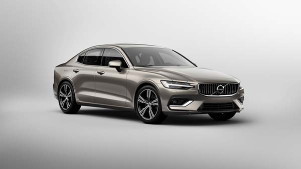New 2019 Volvo S60 Unveiled; First Volvo Car Offered Without A Diesel Engine