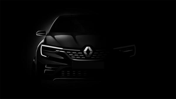 New Renault Crossover SUV Teased