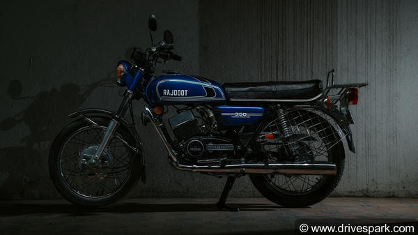 Yamaha RD350: History, Details, Specifications & More About