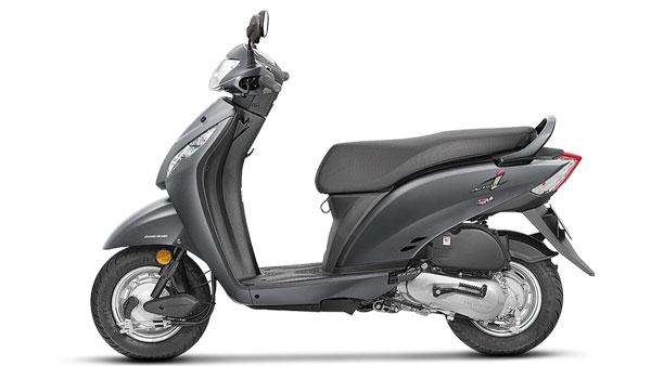 New 2018 Honda Activa-i Launched In India; Priced At Rs 50,010