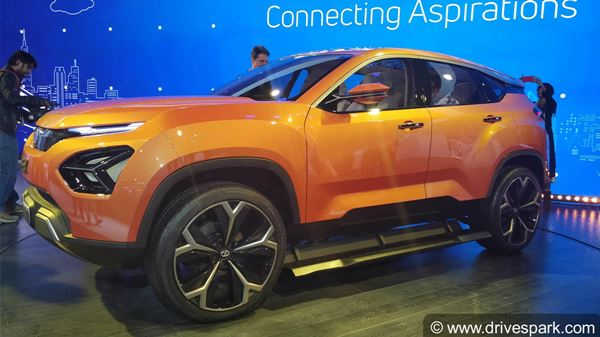 Tata Harrier Name Confirmed For Upcoming H5X SUV From Tata Motors; Production To Begin Soon